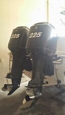 Mercury Twin 225 HP Motors 2005
