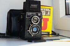 NEW! LOMO Lubitel-166 Universal Export Medium Format Soviet TLR film Camera