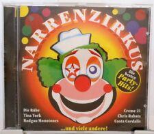 Narrenzirkus + CD + Die besten Party Hits + Tolles Album mit 14 Stimmungskracher