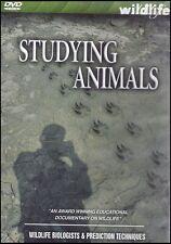Wildlife - STUDYING ANIMALS - Wild Hunters - Snakes - Birds Documentary DVD NEW