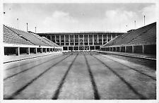 POSTCARD  SPORT  OLYMPICS  1936  BERLIN  STADIUM