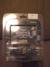 """Rusty Wallace #2 Dodge Retirement """"LAST CALL"""" Car 2004 Action 1:64 RARE 1/3,936"""