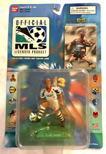 Cobi Jones Official MLS Action Figure & Trading Card (by Ban Dai)