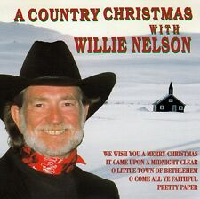 WILLIE NELSON : A COUNTRY CHRISTMAS WITH WILLIE NELSON / CD - TOP-ZUSTAND