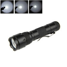 1 Mode UltraFire Flashlight WF-502B CREE XML-T6 LED 2000LM Camping Torch Light