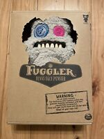 Fuggler Sasquoosh Funny Ugly Monster Stuffed Plush Abominable Snowman NEW YETI
