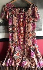 M&S Limited Collection Shirt Top Dress Size 12