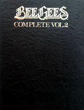BEE GEES COMPLETE VOL 2 - Vintage Sheet Music Song Book 1978 - 85 Songs, 330 Pgs