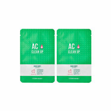 [Etude House] AC Clean Up Mask Sheet 27g 2pcs