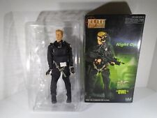 "BLUE BOX TOYS--ELITE FORCE--12"" NIGHT OPS ""OWL"" FIGURE (LOOK)"