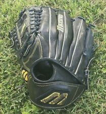 "Mizuno Pro Limited Edition 3D MZP11 Rare 12"" Baseball Glove Black LH Throw"