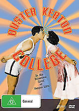 College DVD 1920s Movie_New & Sealed Buster Keaton_Vintage Comedy