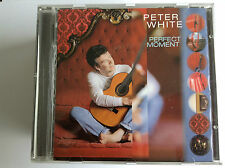 Peter White - Perfect Moment (2001) CD - MINT