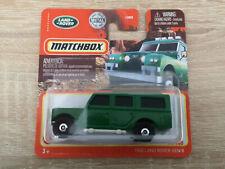 2021 Matchbox '65 Land Rover Gen II - 1:64 1/64 94/100 Green