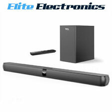TCL TS7010 2.1 Channel Home Theater Sound Bar with Wireless Subwoofer