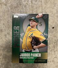 2013 Topps Chasing the Dream Jarrod Parker CD-21