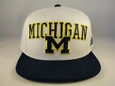 Michigan Wolverines NCAA Adidas Snapback Hat Cap