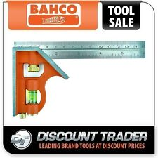 Bahco 150mm Combination Square - CS150