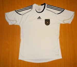 Deutschland GERMANY  2009 2010 trikot L HOME shirt jersey EURO FORMOTION