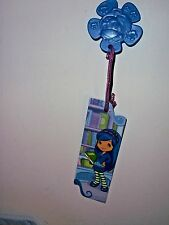 McDonalds Strawberry Shortcake Happy Meal Toy 2010 -Blueberry bookmark