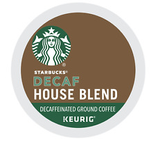 Starbucks House Blend Decaf Keurig K-Cups 96 Count - FREE SHIPPING