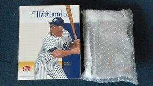 2002 Hartland Mickey Mantle Baseball Figurine with Box