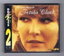 2 CD PETULA CLARK VERY BEST OF (RAINBOW AUSTRALIA)