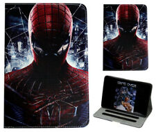 Pour Apple iPad Mini 1 2 3 AMAZING SPIDERMAN MARVEL COMICS DC Smart Case Cover