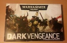 WARHAMMER 40k Oscura Vendetta box solo Games Workshop