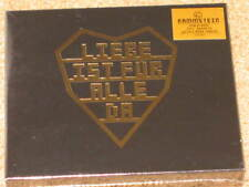 RAMMSTEIN - Liebe Ist Fur Alle Da - 2 CD Set! Bonus CD w 5 Tracks! RARE! SEALED!