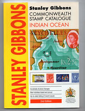 Stanley Gibbons Commonwealth stamp catalogue Indian Ocean catalog  2012 ID#S162
