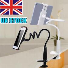360° Flexible Lazy Bed Arm Mount Stand Holder Tablet Desktop For Phone Gift UK