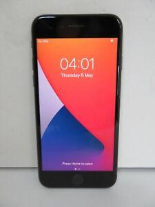 APPLE IPHONE 8 64GB JET BLACK IOS SMARTPHONE UNLOCKED - {R:431}