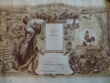 DIPLOME ARMEE FRANCAISE 1914-1918 MORT POUR LA FRANCE 1914-1915-1916