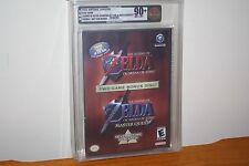 The Legend of Zelda: Ocarina of Time Master Quest (Gamecube) NEU SEALED VGA 90+!