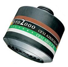 Scott Pro 2000 cf32 ABEK 2p3 Filtro ec233r 40mm filtro thread Scott sicurezza