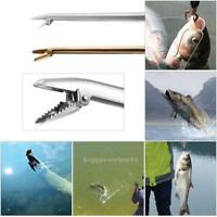 Portable Stainless Steel Fish Hook Bait Clamp Clip Catch Remover Plier Tool Kits