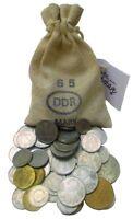 Geschenk zum 65. Geburtstag (1954) gesparte 65 DDR Mark Ostalgie von WallaBundu