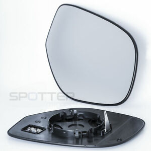 Mirror Glass for Mitsubishi Outlander 2014-2020 Passenger Right Side Heated