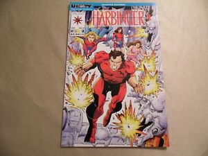 Harbinger #9 (Valiant 1992) Free Domestic Shipping