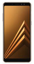 Samsung Galaxy A8+ (2018) SM-A730F/DS - 64GB - Gold Smartphone (Dual SIM)