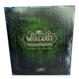 World of Warcraft Burning Crusade Collectors Edition No Keys See Description