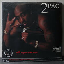 2PAC 'All Eyez On Me' Gatefold Vinyl 4LP Set NEW & SEALED