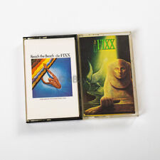 Lot of 2 Cassette Tapes The FIXX. USED! SOLD AS-IS!