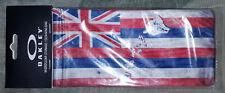 """LIMITED EDITION Oakley Hawaii/Hawaiian Flag """"Microbag"""" cleaning/storage bag NEW!"""