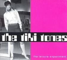 TIKI TONES - Leisure Experiment CD