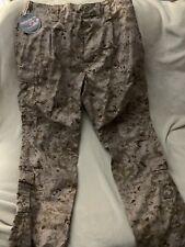 New Usmc Desert Frog Trousers Large Long
