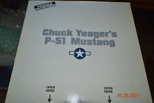 Chuck Yeager's P-51 Mustang from Danbury Mint