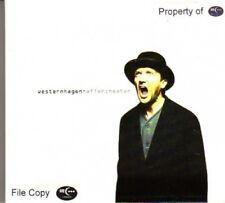 (AT304) Westernhagen, Affentheater - 1994 CD