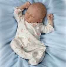 ASHTON DRAKE So Truly Real SOPHIA Baby Doll Breathes, Coos, Heartbeat NEW